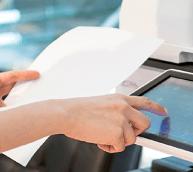 ERP-System Kopierer Bürotechnik